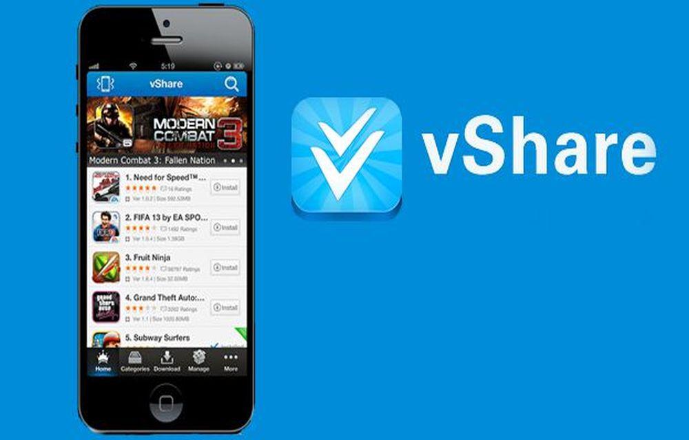 vshare iphone 4 gratuit