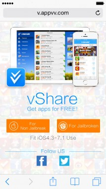Download vshare app for iphone