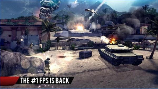 Modern Combat 4 Zero Hour FPS
