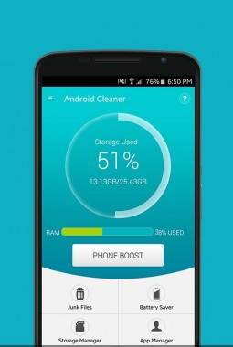 Systweak Android Cleaner Performance