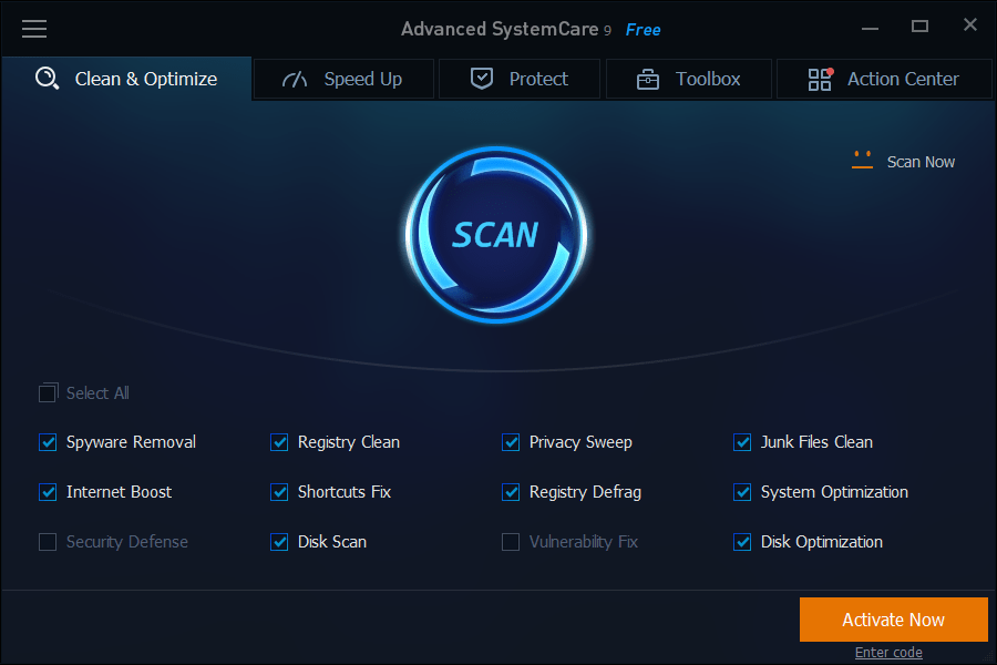 iobit-advanced-systemcare-9-classic-clean-and-optimize-dashboard