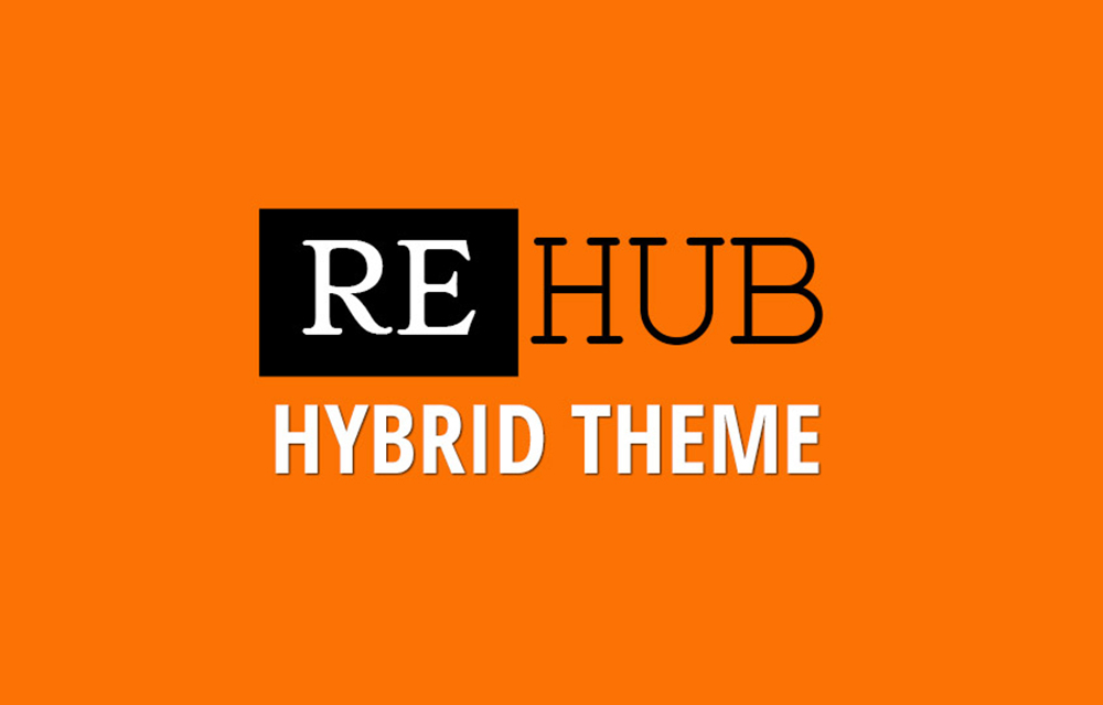 REHub WordPress Theme Review