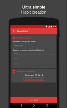 7 Weeks - Habit and Goal Tracker App Review