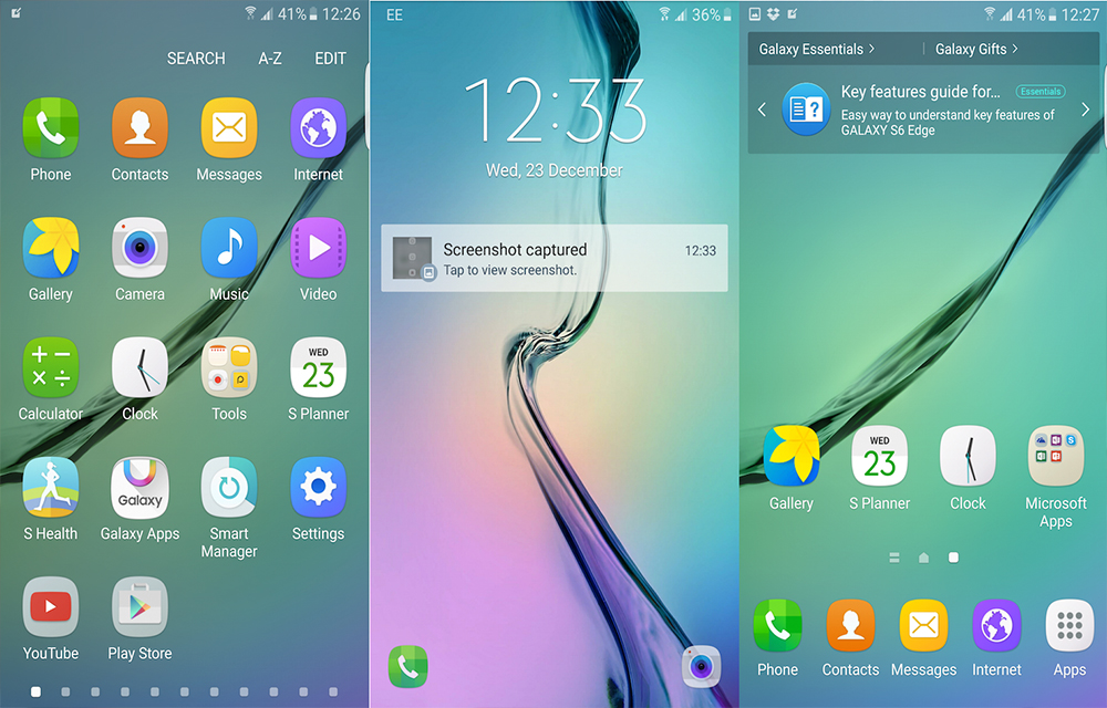 Samsung Galaxy S6 Edge+ Gets Android 6