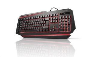 aLLreLi K9500U LED Backlit Gaming Keyboard-1