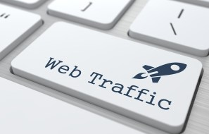 Drive traffic to website or blog