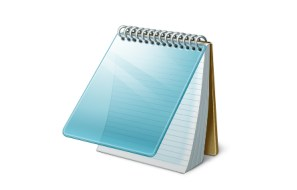 Notepad Alternatives