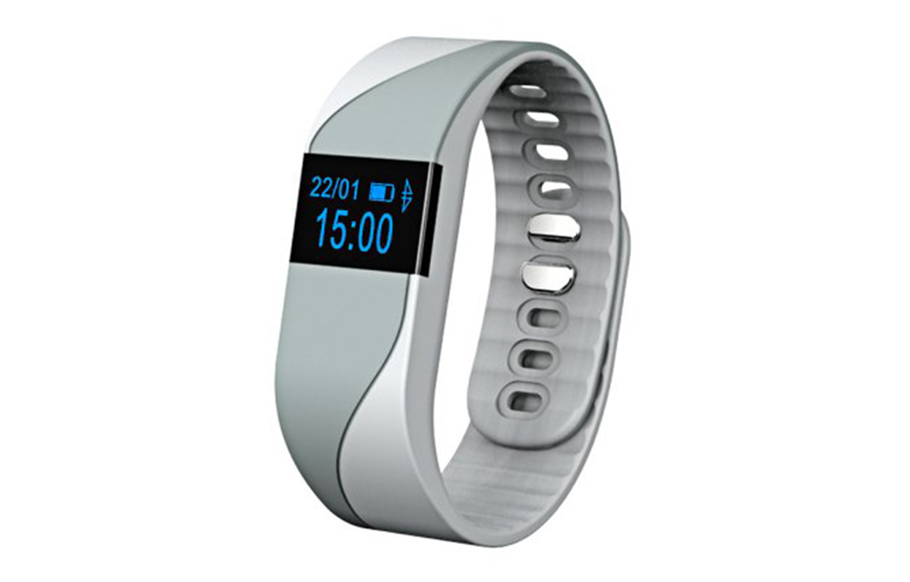 Aiwear M2S Bluetooth Smart Watch Heart Rate Monitor Wristband-1
