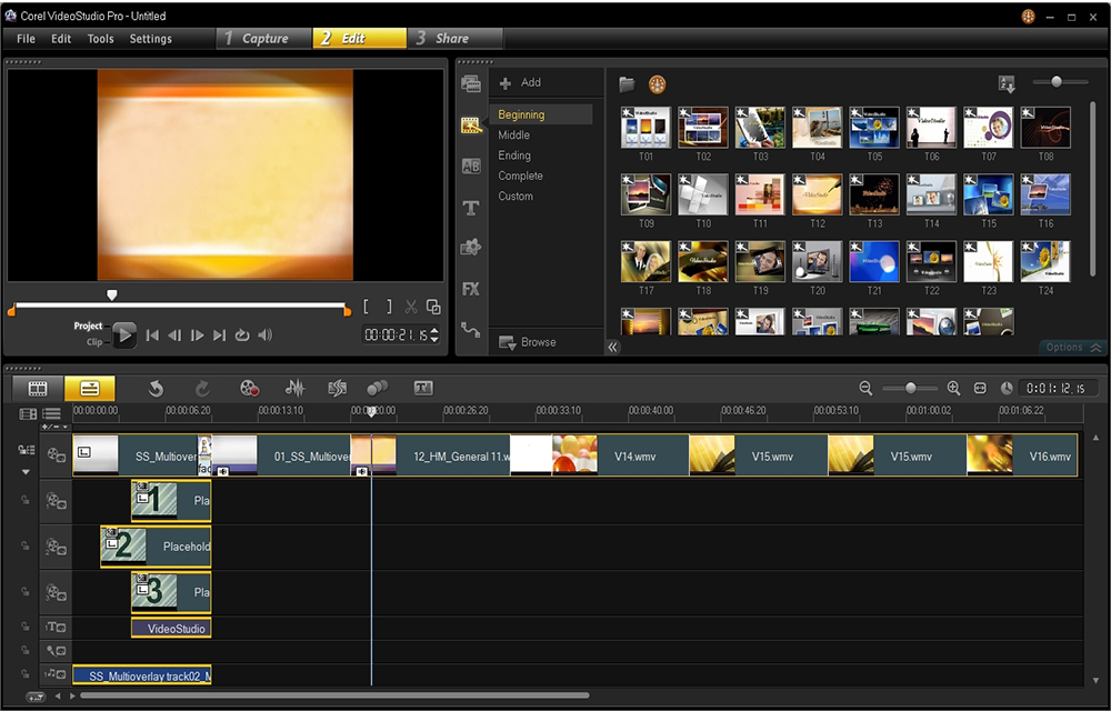 Best Home Video editing software