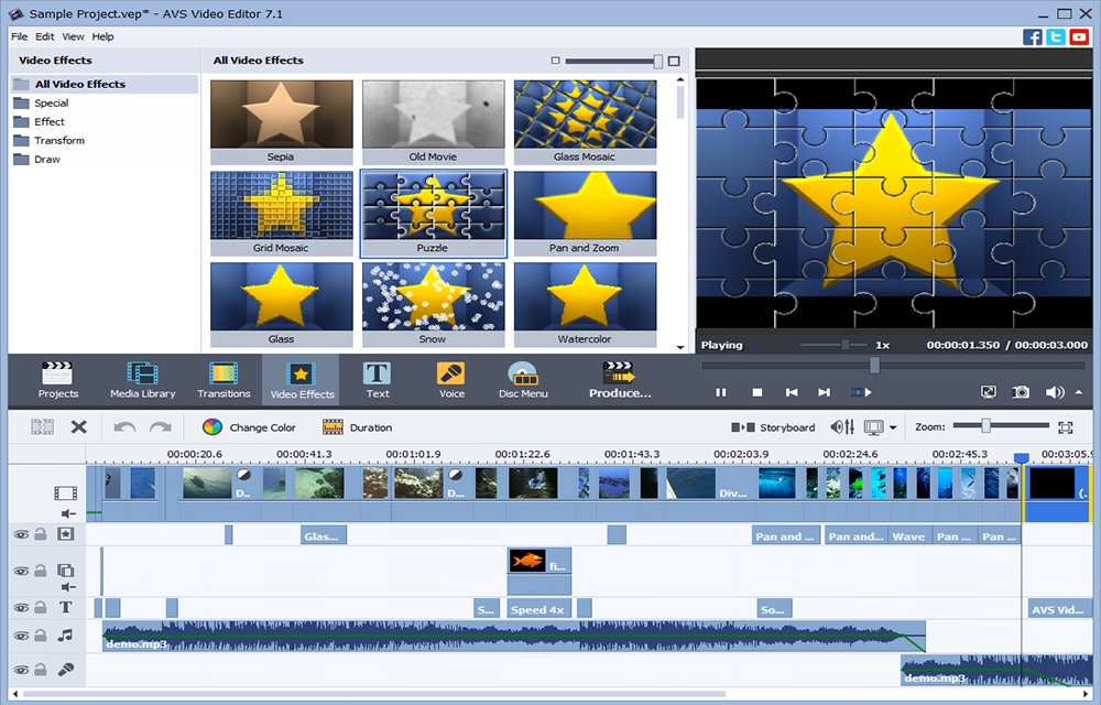 Top 10 Video Editor softwares