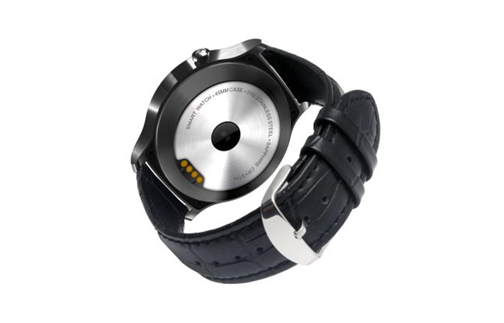 Ulefone GW01 Heart Rate Monitoring Smart Watch Review-3