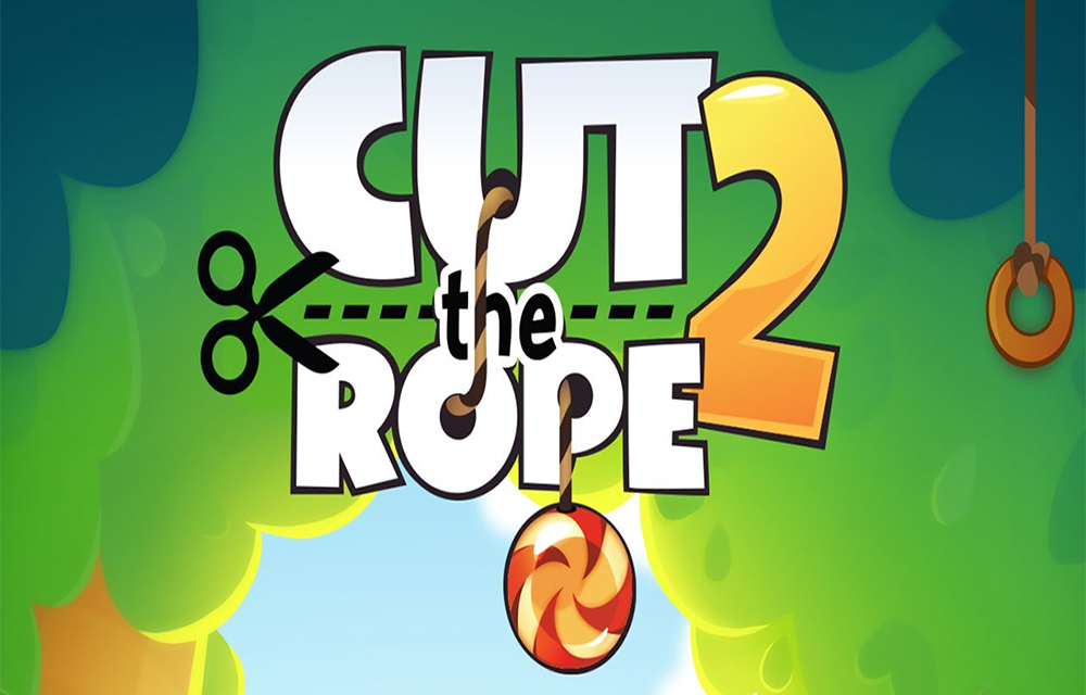 Cut the Rope 2 Game