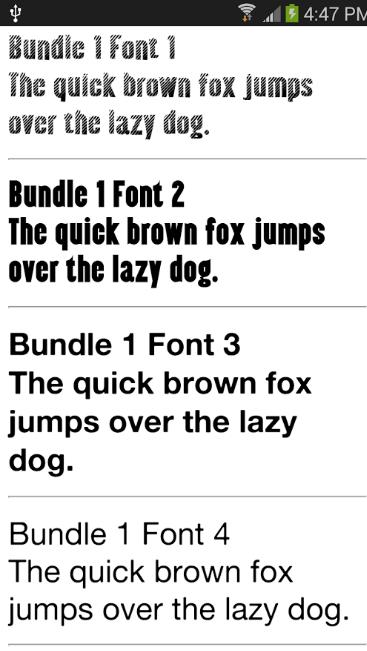 Download Samsung Fonts