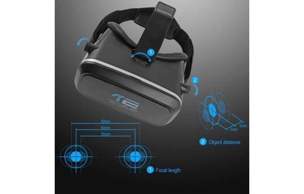 TechElec 3D virtual reality box 2