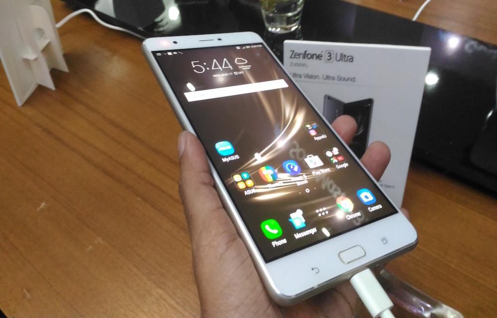 Asus Launched Zenfone 3 Series Smartphones, Zenbook 3 and Transformer 3 Pro