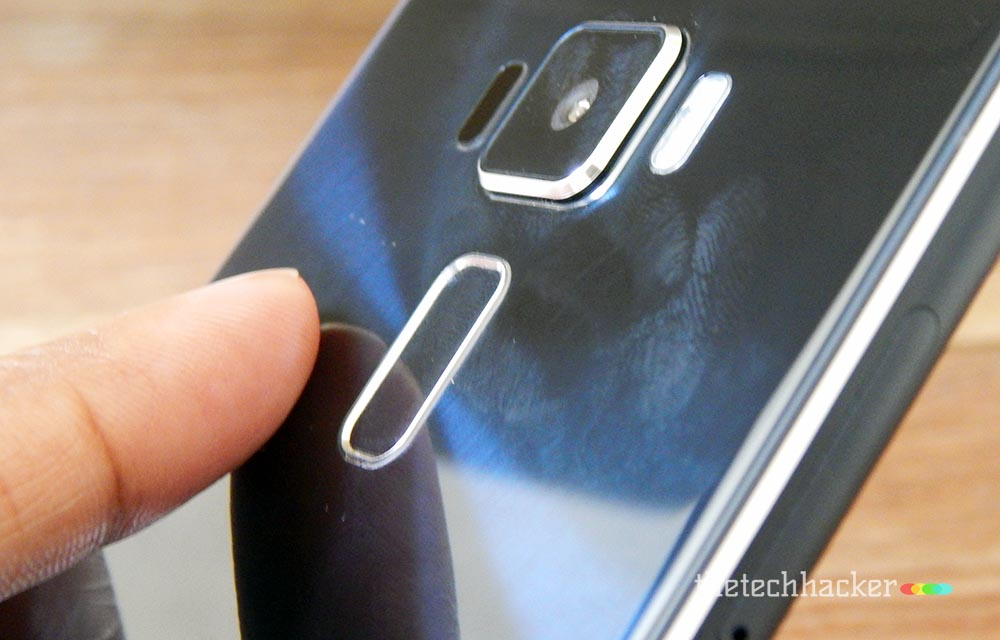 Asus Zenfone 3 Fingerprint Scanner Performance