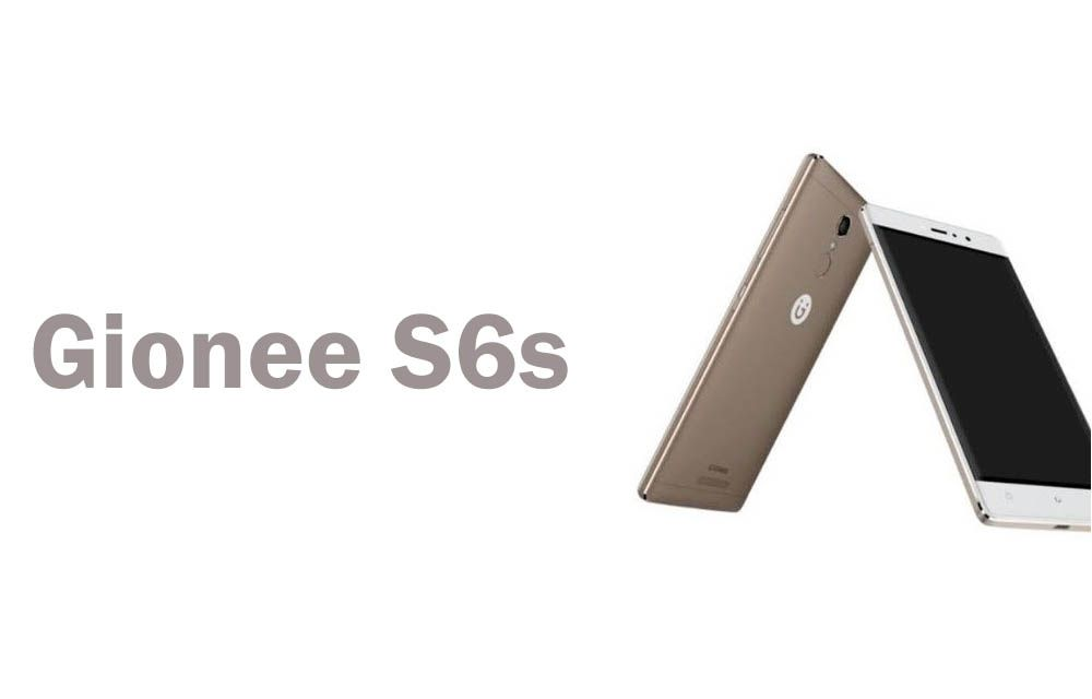 Gionee S6s With 5.5 -Inch Display To Launch In India on Aug 22