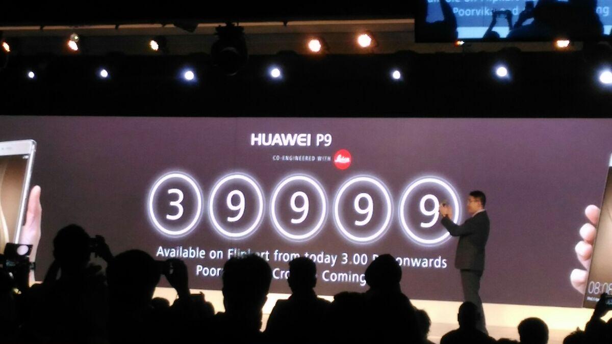 Huawei P9 Launch
