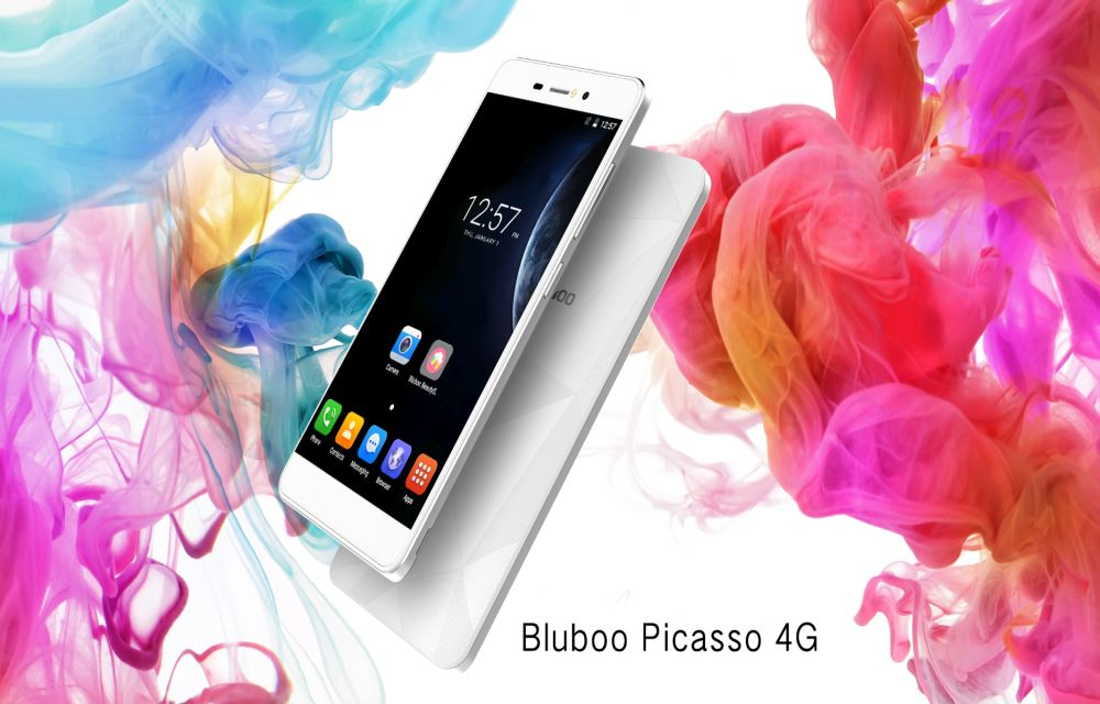 Meet Bluboo Picasso 4G - Specs and Details