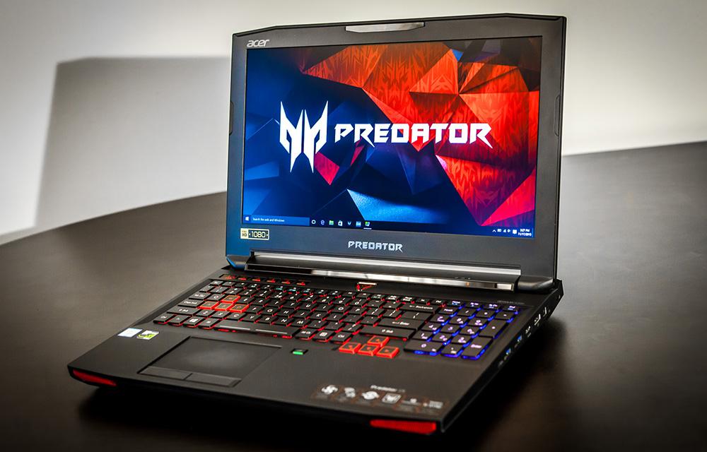 Acer Predator 15 Design