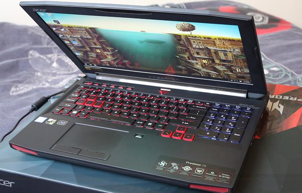 Acer Predator 15 Gaming