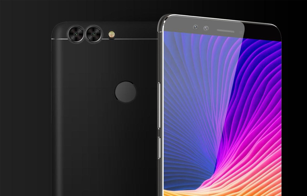 BLUBOO Will Release the First Android Smartphone with Dual Front and Rear