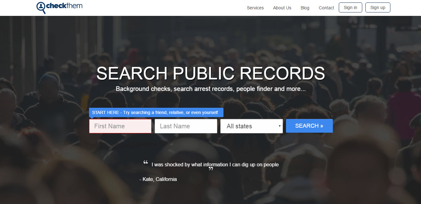 People search site reviews