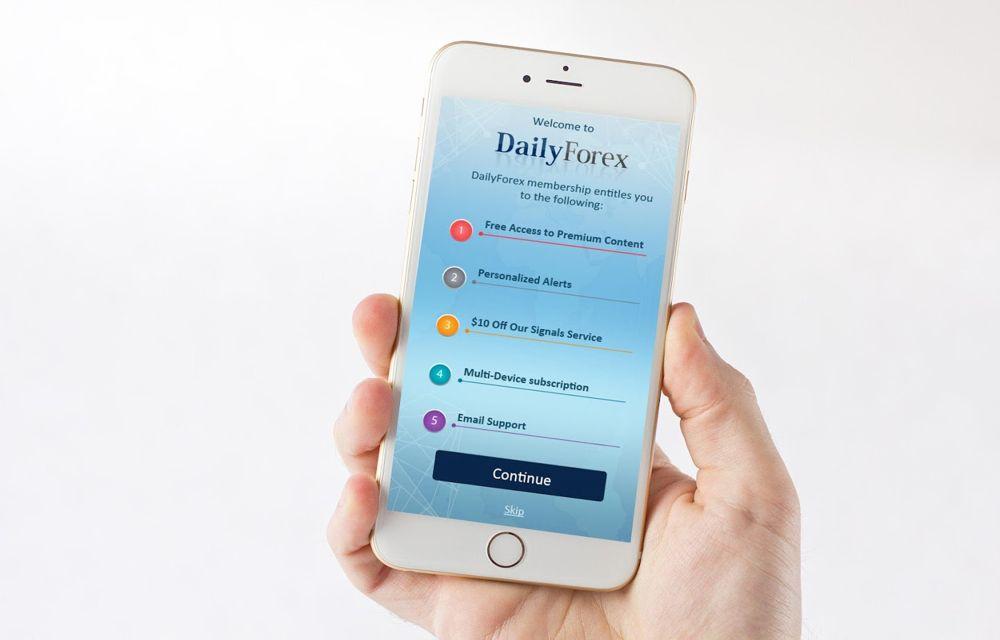 DailyForex App Review