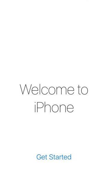 Finishing iPhone Activation