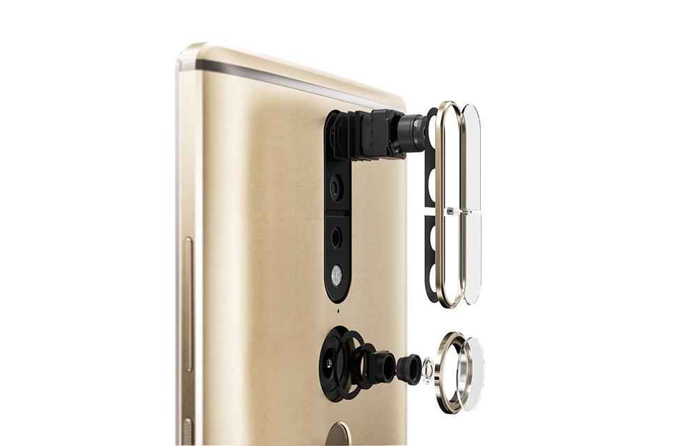 Lenovo Phab 2 Pro Camera
