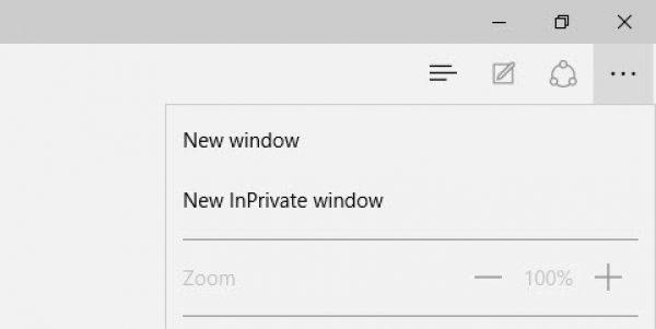Private Browsing in Internet Explorer