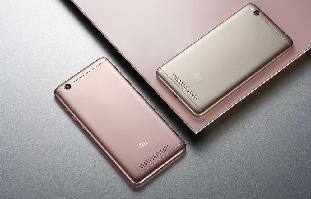 Xiaomi Redmi 4A Design and Build Quality