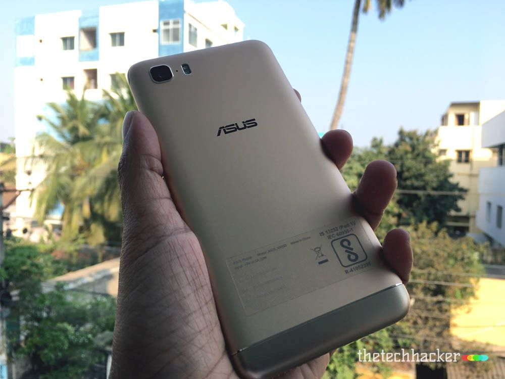 Asus Zenfone 3S Max ZC521TL Build Quality