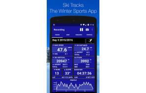 Ski Tracks – Winter Sports / Snowboarding Tracker App Review