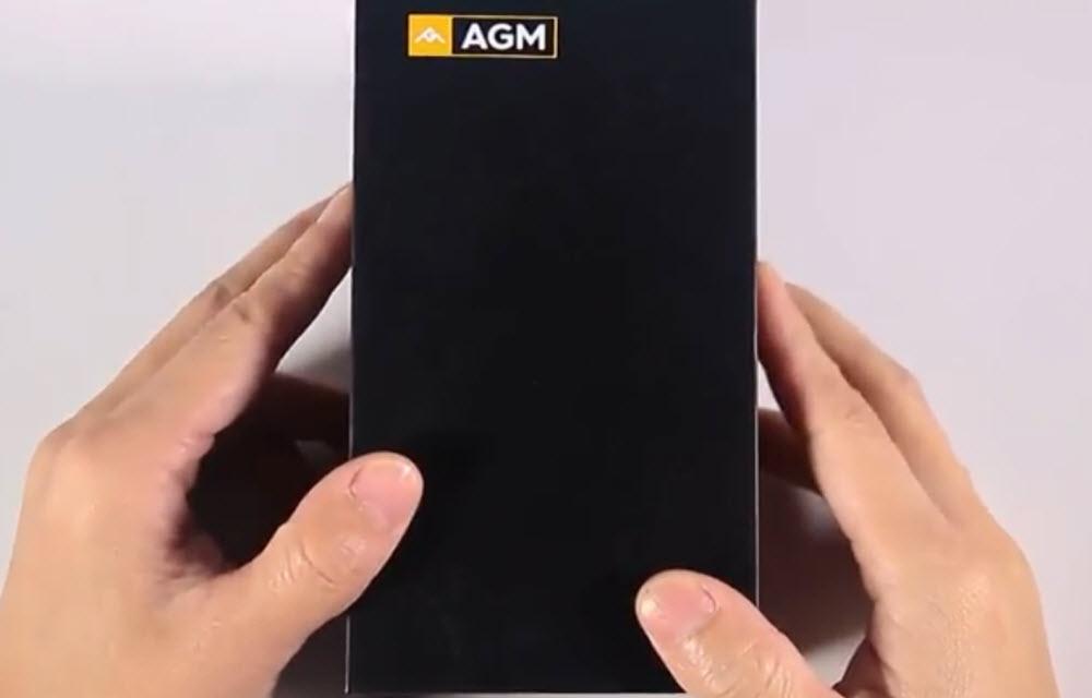AGM M1 Box