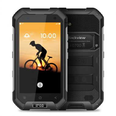 Blackview BV6000S Specifications