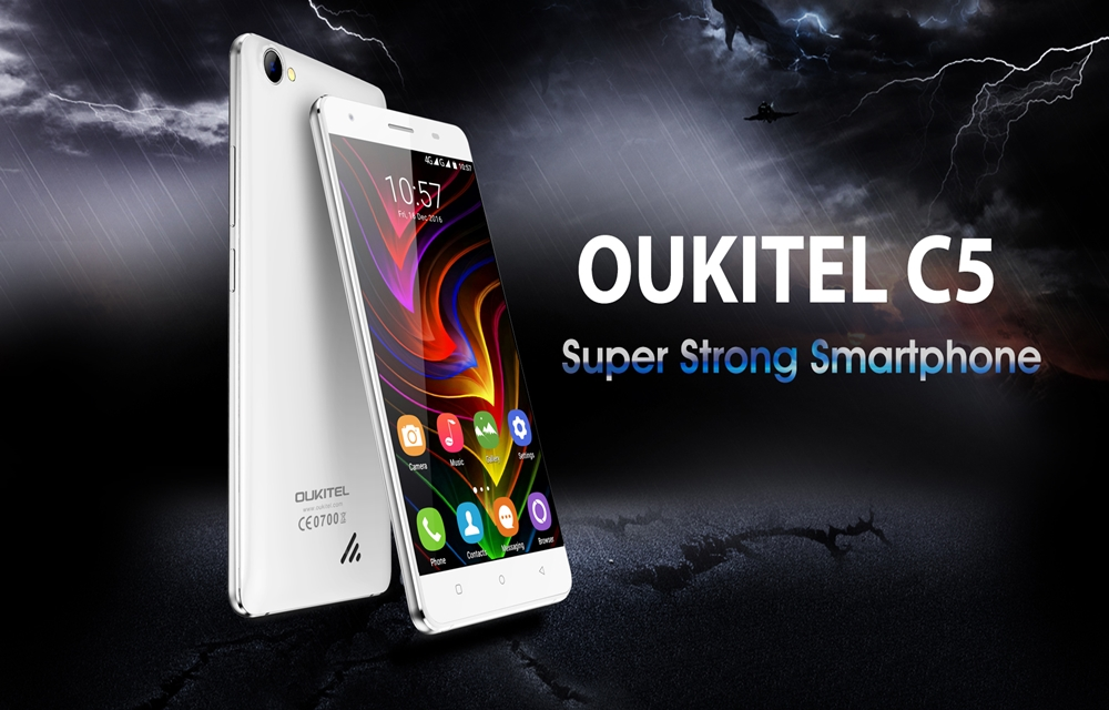Oukitel C5 Specifications