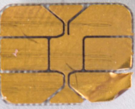 Damaged SIM