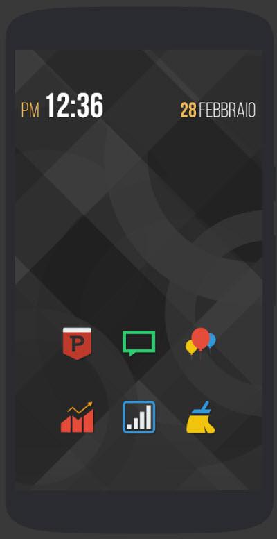 Naxos Taz - Icon Pack