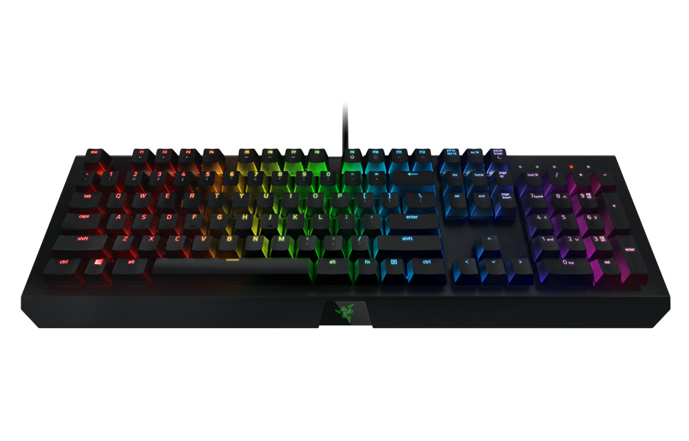 Razer Blackwidow X Chroma Review