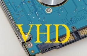Steps to Create A Virtual Hard Disk On Windows 10