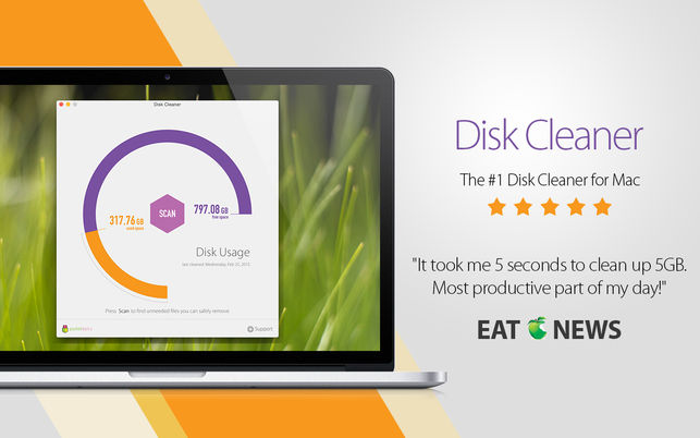 Disk Cleaner - Free Your Hard Drive Space