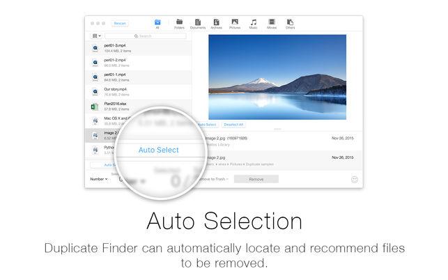 Duplicate Finder - Retrieve and Remove Duplicate Files