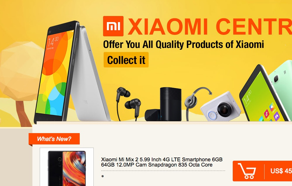 Coupon and Deals for all Xiaomi products available now!