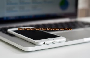 How to Remove Credit Card Information from iTunes