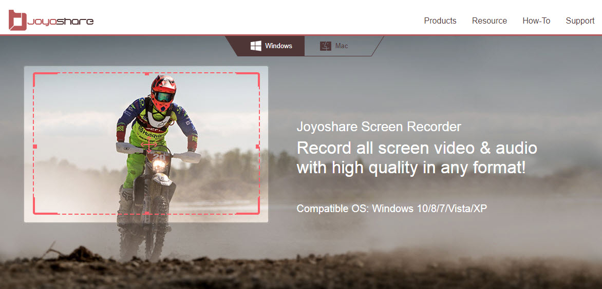 Joyoshare Screen Recorder Review