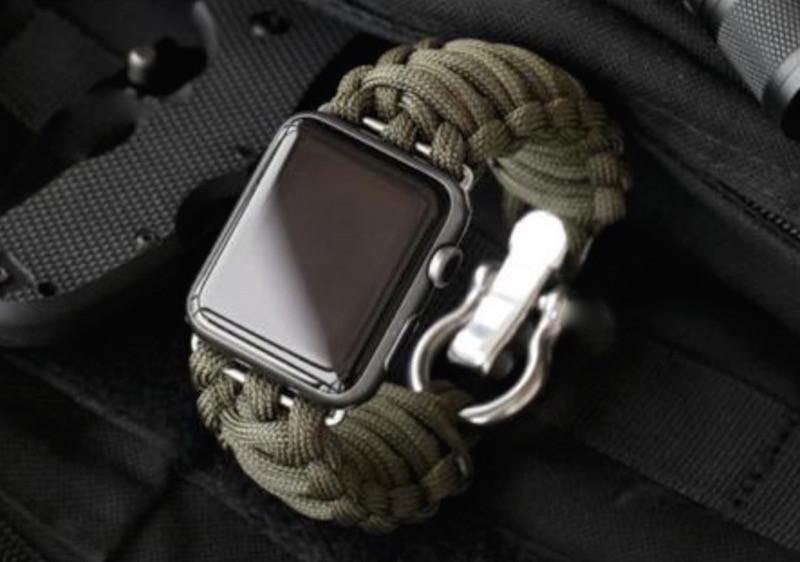 Survival Strap Original Apple Watch Strap