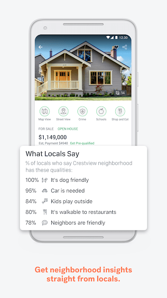 Trulia Real Estate & Rentals 2