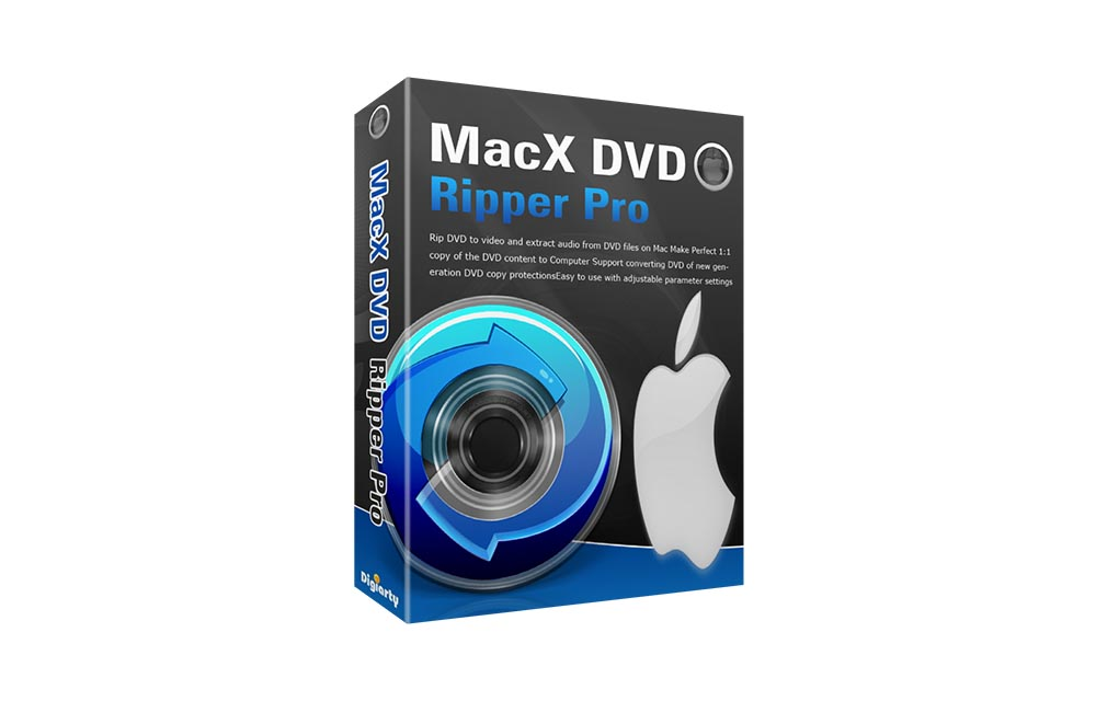 MacX DVD Ripper Pro - A Fast DVD Ripper Alternative to HandBrake