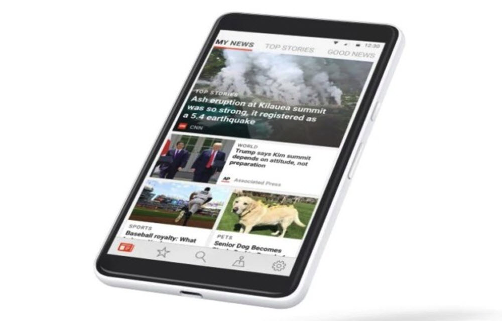 Microsoft launches 'Microsoft News' for iOS and Android